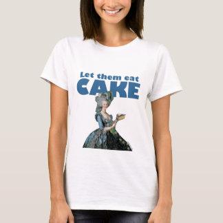 Déjelos comer la torta (la camisa ligera)