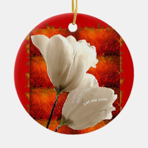 Déjeme amar - tulipanes