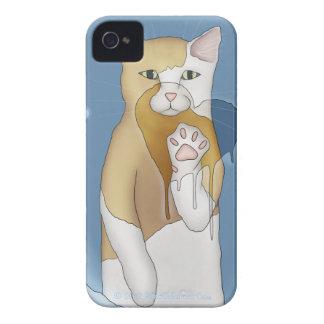 Déjeme en su caja intrépida de Blackberry del Case-Mate iPhone 4 Protector