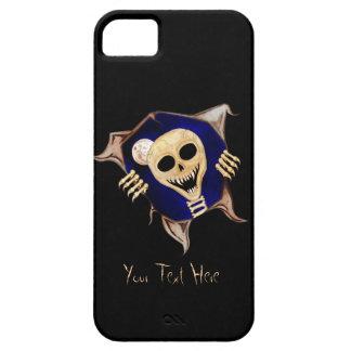 Déjeme hacia fuera (el esqueleto de escape) iPhone 5 carcasa