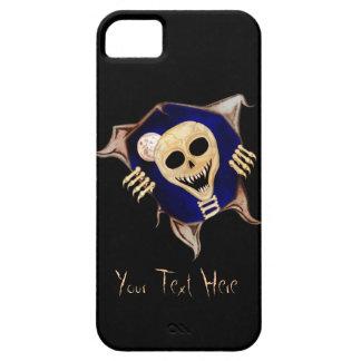 Déjeme hacia fuera (el esqueleto de escape) iPhone 5 fundas