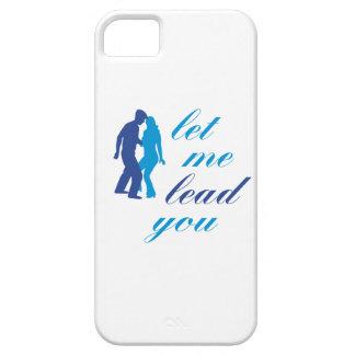 Déjeme llevarle iPhone 5 funda