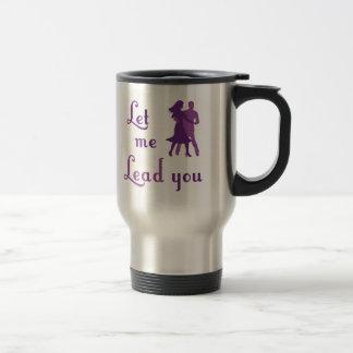 Déjeme llevarle tazas de café