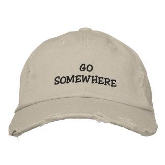 Déjeme solo gorra de beisbol