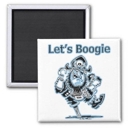 Déjenos Boogie3 Iman De Frigorífico