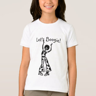 ¡Déjenos boogie! Camisas