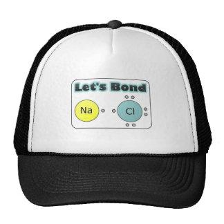 ¡Déjenos en enlace! Gorras De Camionero