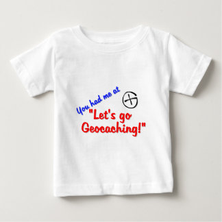 Déjenos Geocache Tee Shirt