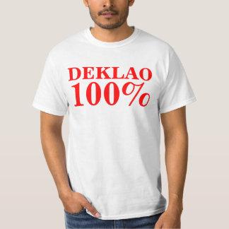 Dek Lao 100% 4 T-Shirt
