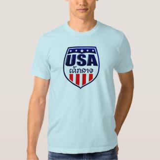 Dek Lao USA2 T-Shirt