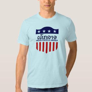 Dek Lao USA3 T-Shirt