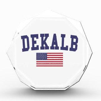 DeKalb US Flag Award