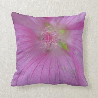 Dekokissen de flor rosa de caza cojin