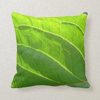 Dekokissen lightgreen sheet pillow