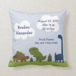 """Del """"almohada adorable personalizada dinosaurio/de"""