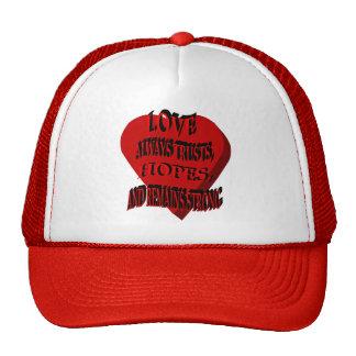 Del amor casquillo siempre gorras de camionero