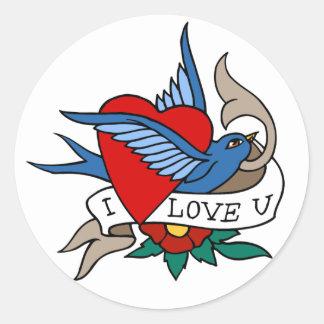 Del amor corazón 2 para siempre etiqueta