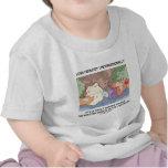 Del amor de la geología mundo conducido falta inco camisetas