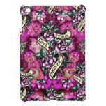 Del amor rosas y banderas psicodélicos verdaderos  iPad mini cobertura