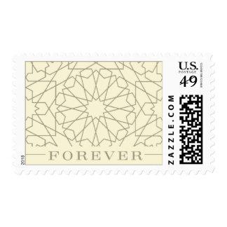 Del Arabesque sellos exóticos de Isabey del taller