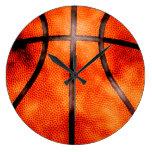 Del baloncesto estilo del Grunge todo el día Relojes