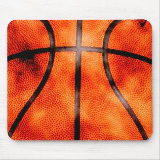 Del baloncesto estilo del Grunge todo el día Tapete De Ratón