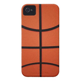 Del baloncesto iPhone de There™ apenas 4 Cas iPhone 4 Carcasa
