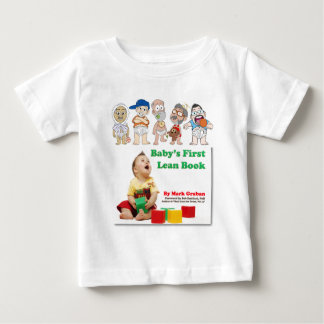 Del bebé el magro primero - bebés magros tee shirt