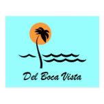 Del Boca Vista Postal