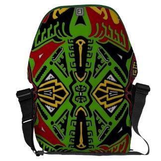 """Del """"bolso tribal de la forma de vida puré del bolsa de mensajería"""
