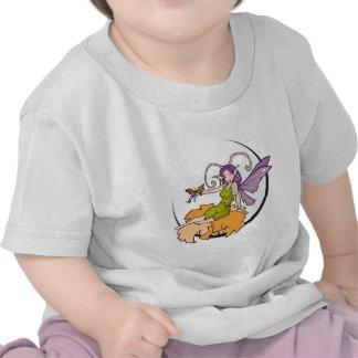 del bonito hada buttefly camisetas