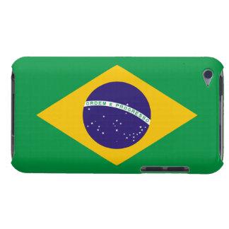 Del Brasil caso del tacto apenas There™ iPod Cubierta Para iPod De Barely There