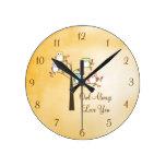 Del búho amor siempre usted reloj