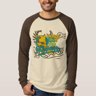 Del busto camisetas y regalos del skater hacia playeras