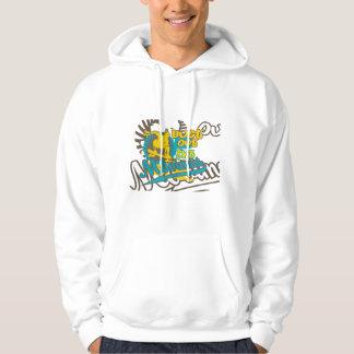 Del busto camisetas y regalos del skater hacia sudaderas