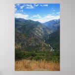 Del camino a reyes Canyon Posters