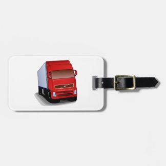 Del camión enhorabuena del destino semi 4x4 ATV Etiquetas Maleta