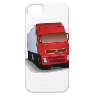 Del camión enhorabuena del destino semi 4x4 ATV iPhone 5 Fundas