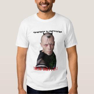 "Del ""camiseta reverenda colector del alma"" de H Playera"