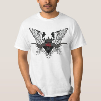 """Del """"camiseta sangrador del vuelo"""" de M$R Playera"""