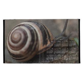 Del caracol cierre para arriba; Calendario 2013
