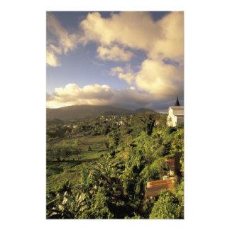 Del Caribe, francés las Antillas, Martinica Cojinete