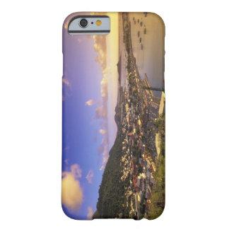 Del Caribe, francés las Antillas, San Martín. Funda Para iPhone 6 Barely There