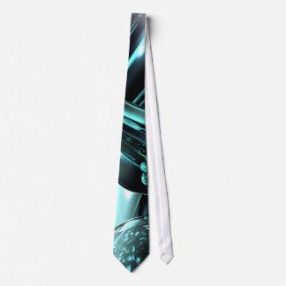 Del chapoteo lazo del extracto abajo corbata