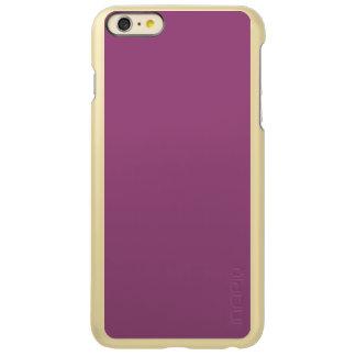 ~ del CIRUELO (color púrpura sólido)