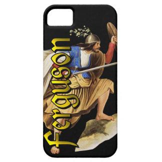 Del clan viejo Escocia caso de Ferguson Funda Para iPhone SE/5/5s