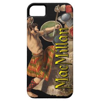 Del clan viejo Escocia caso de MacMillan Funda Para iPhone SE/5/5s