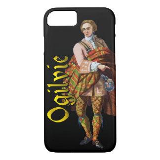 Del clan viejo Escocia caso de Ogilvie Funda iPhone 7