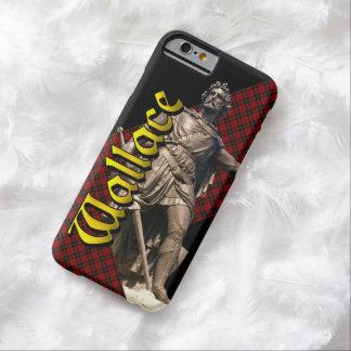 Del clan viejo Escocia caso de Wallace Funda De iPhone 6 Barely There