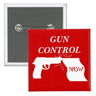 Del control de armas botón del Pin ahora